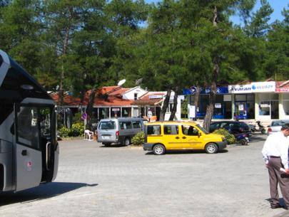 Marmaris Bus Station