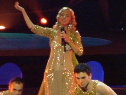 Eurovision song festifal winner Sertab Erener