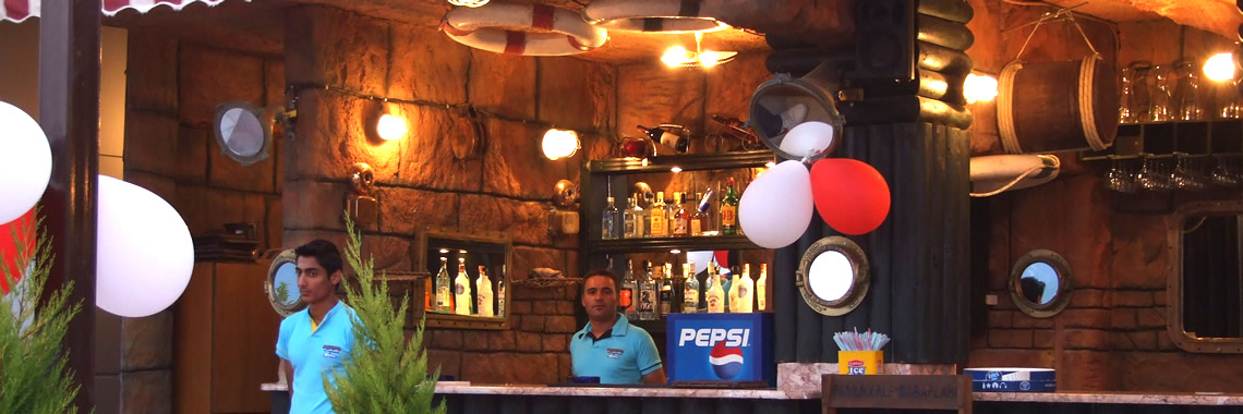 Bars in Marmaris