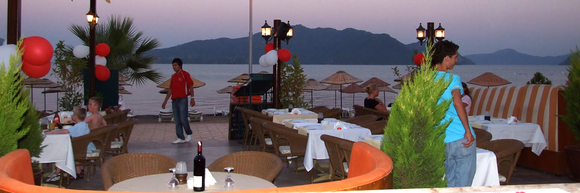 Restaurants in Marmaris