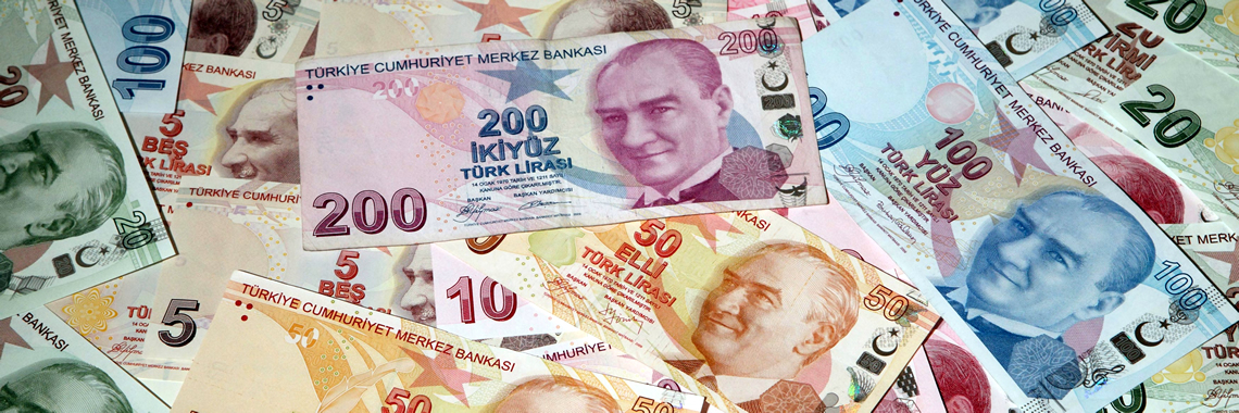 Turkish Lira is the Local Currency in Marmaris
