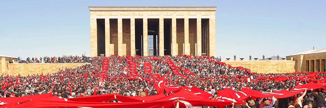 Turkish Republic Day - October 29th