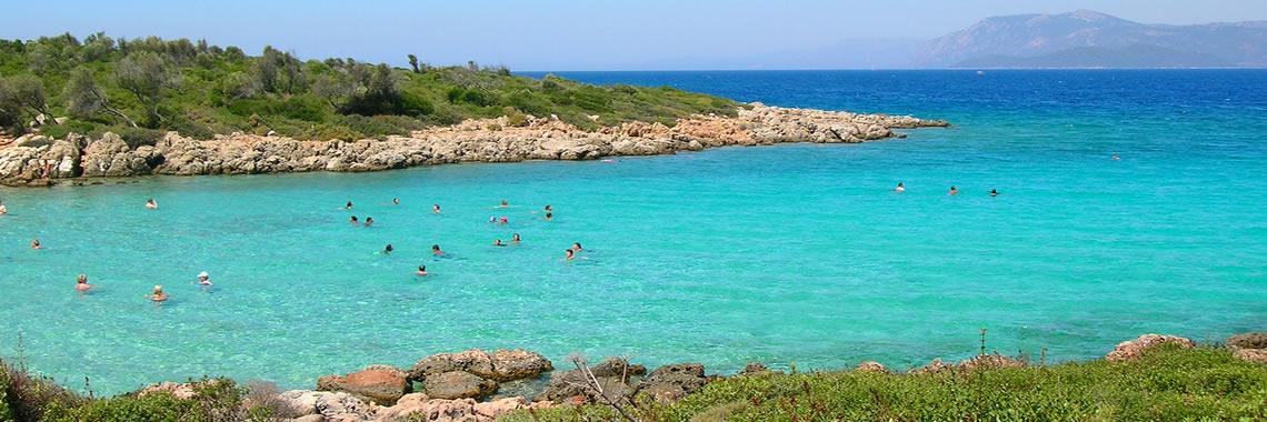 Cleopatra Island Marmaris TURKEY