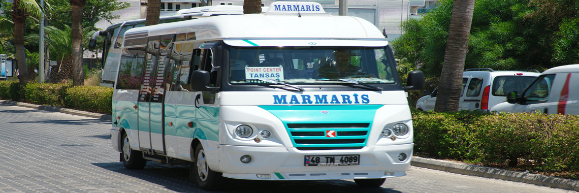 Local Transportation in Marmaris