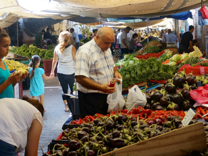Wednesday Market in Icmeler