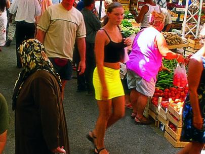 Thursday Market in Marmaris