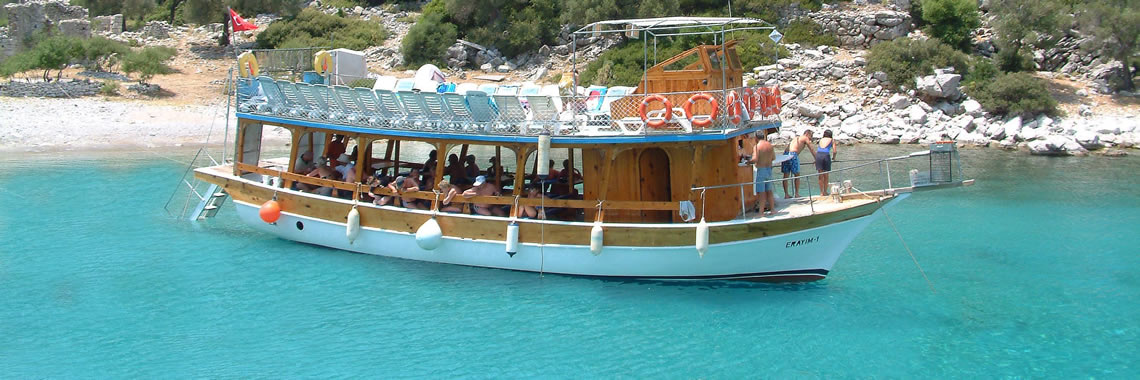Aegean Islands All Inc. Boat Trip