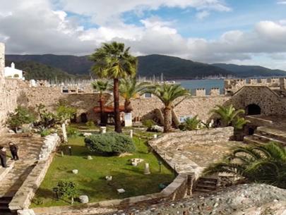 Marmaris Castle