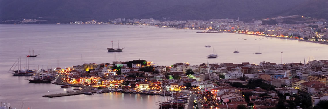 Dinner Cruise Marmaris TURKEY