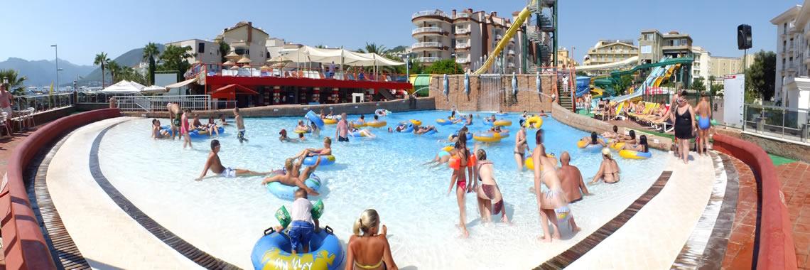Waterpark Marmaris TURKEY