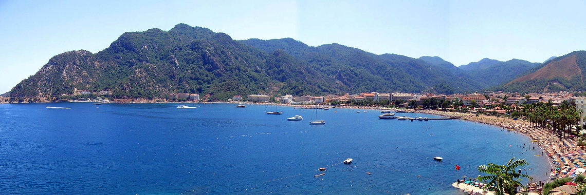 weather marmaris