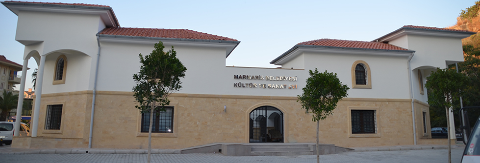 Marmaris Culture and Art Hall