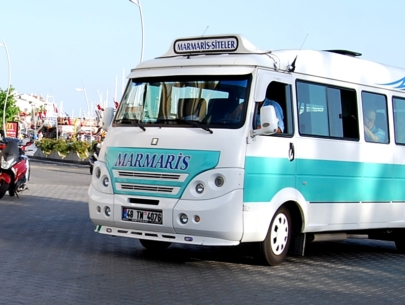 Local Transportation Prices in Marmaris