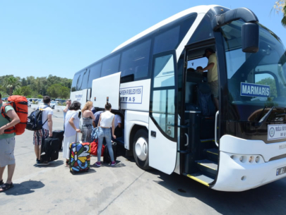 Marmaris Dalaman Airport Shuttle Bus Services